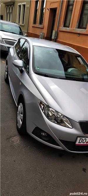 Seat Ibiza 1.2 TDI, 2011, adusa azi, 175000 km nr rosii germania 3990Euro neg.  - imagine 7