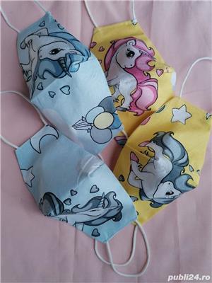 Masti textile  - imagine 4