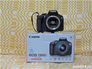 Vind aparat foto Canon EOS 1300 D body - imagine 1