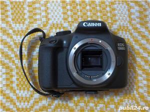 Vind aparat foto Canon EOS 1300 D body - imagine 3