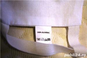 mască de protecție 3 straturi albă - imagine 1