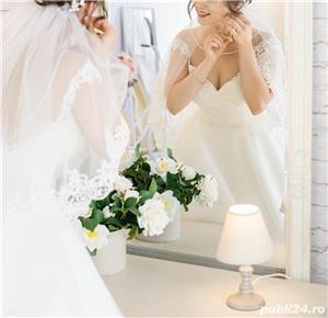 Vind rochie de mireasa  - imagine 1
