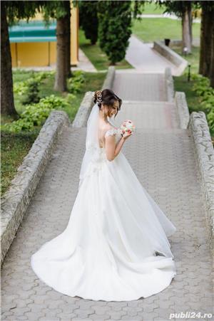 Vind rochie de mireasa  - imagine 3