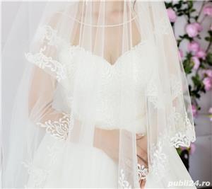 Vind rochie de mireasa  - imagine 4