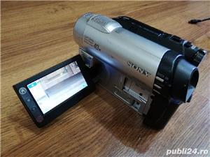 Vând camera video SONY DCR - DVD 110E - imagine 5