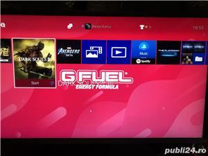 PlayStation 4 cu 10 jocuri si 2 manete - imagine 5