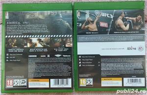 Jocuri Xbox One, UFC 3 și Wolfenstein 2 - imagine 3