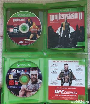 Jocuri Xbox One, UFC 3 și Wolfenstein 2 - imagine 2
