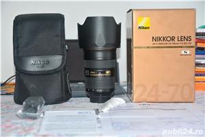 Nikon 24-70 F2.8G ED - imagine 1