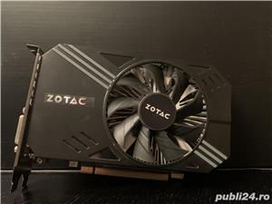 Placa video ZOTAC GeForce GTX 1060 Mini 6GB GDDR5 192bit - imagine 1