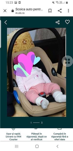 Scoica bebelusi - imagine 1