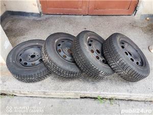 Vând Jenți +4 anvelope de iarnă.  - imagine 1