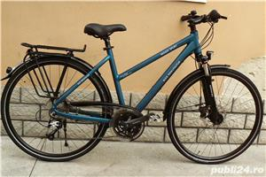 Bicicleta trekking Bike Manufaktur - imagine 1