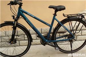 Bicicleta trekking Bike Manufaktur - imagine 5