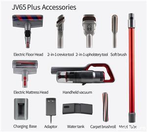 Aspiratorul vertical NOUL JIMMY  JV65 PLUS, cu functie de mop pentru casa si masina, nou_sigilat - imagine 3