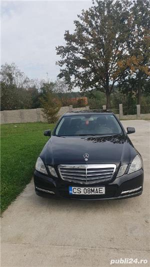Mercedes-benz Clasa E E 200 - imagine 8