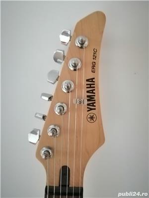 Chitară electrică Yamaha Erg 121 C - imagine 3