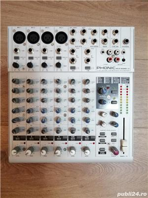 Mixer Phonic Helix board 12 FireWire MK2  - imagine 1
