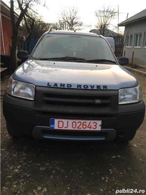 Land rover freelander 1 - imagine 5