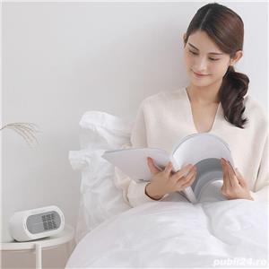 Aeroterma mini_Deerma DEM 250W incalzire electrica ventilator cu incalzire rapida radiator_doar 5s  - imagine 5