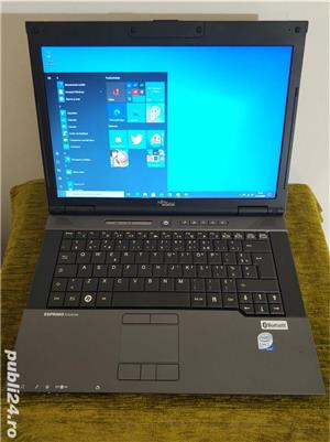 Laptop Fujitsu Esprimo mobile M9410, procesor Intel dual-core P 8400 la 2,27 Ghz, Display 14,1 inch - imagine 2