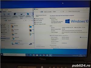 Laptop Fujitsu Esprimo mobile M9410, procesor Intel dual-core P 8400 la 2,27 Ghz, Display 14,1 inch - imagine 5