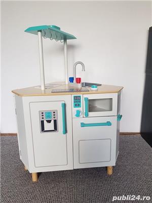 bucătărie lemn copii - imagine 3