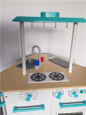 bucătărie lemn copii - imagine 1