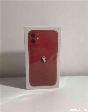 iphone 11 red 128 Gb - imagine 1
