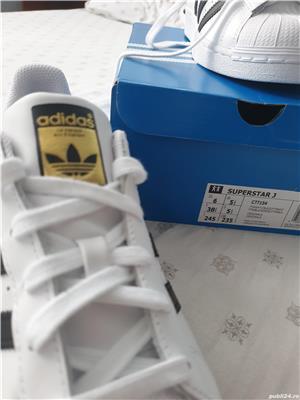Adidasi Adidas Superstar C77154 Unisex - imagine 3