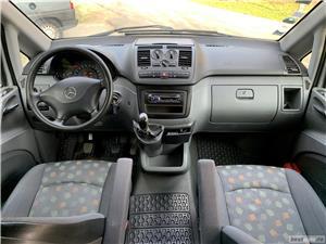Mercedes-Benz Vito 115 CDI, 9 locuri - imagine 5