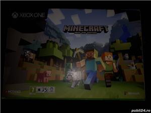 Xbox one s minecraft edition + 8 jocuri - imagine 2