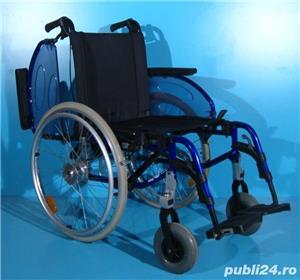 Carucior handicap Invacare / sezut 45 cm - imagine 3
