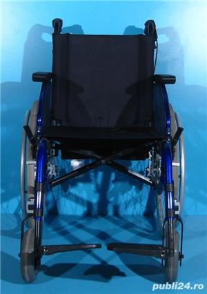 Carucior handicap Invacare / sezut 45 cm - imagine 2