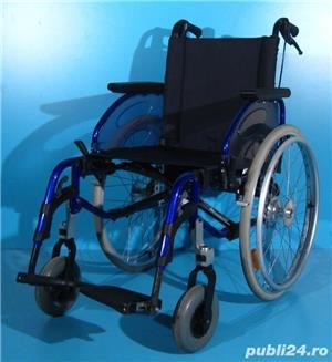 Carucior handicap Invacare / sezut 45 cm - imagine 1
