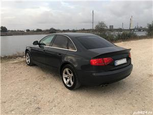 Vand Audi A4 B8 TDI an 2009 berlina 140 CP.  - imagine 5