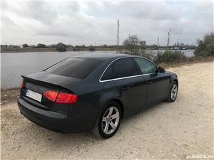 Vand Audi A4 B8 TDI an 2009 berlina 140 CP.  - imagine 4