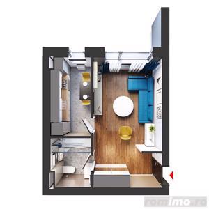 Garsoniera Lux 50 de metri metrou Anghel Salighy - imagine 8