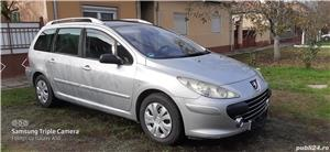 Peugeot 307 sw 1.6Hdi - imagine 6