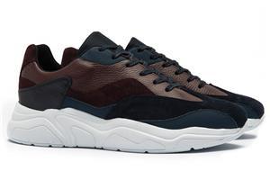 Sneakers BIGOTTI piele naturala Marimea 39 - imagine 3