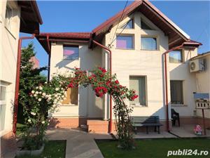 Vila DOAMNA GHICA-  teren 400 MP,  Casa P+M- 240 mp, curte 265 mp.  - imagine 6