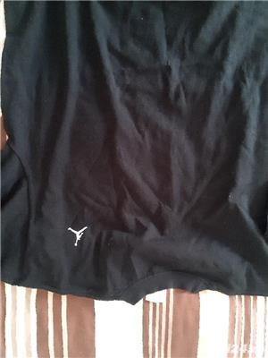 Tricou Jordan negru - imagine 3