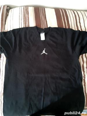 Tricou Jordan negru - imagine 4