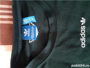 Tricou Adidas Verde - imagine 3