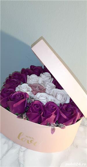Aranjamente cu flori de sapun - imagine 4
