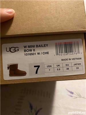 UGG Mini Bailey Bow II - imagine 2
