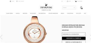 Ceas de dama original Swarovski Crystalline Pure, 5269250 Rose gold, tone PVD, NOU, garantie 2 ani - imagine 3