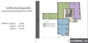 Unirii Timpuri Noi, spatii de birouri, clasa A open space flexibil, luminos - imagine 9