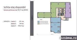 Unirii Timpuri Noi, spatii de birouri, clasa A open space flexibil, luminos - imagine 7
