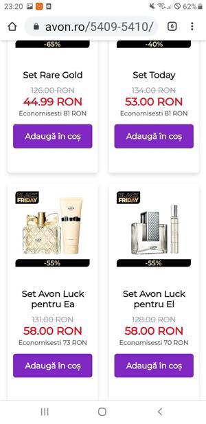 Black Friday parfum/ set - imagine 2
